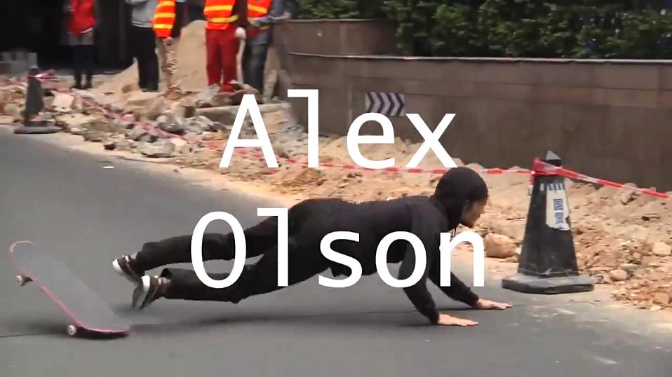 Alex Olson