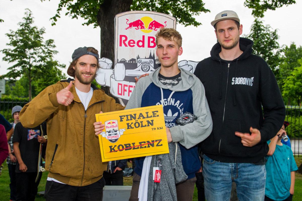 RB Offsprings Koblenz Sieger u Host u Shop