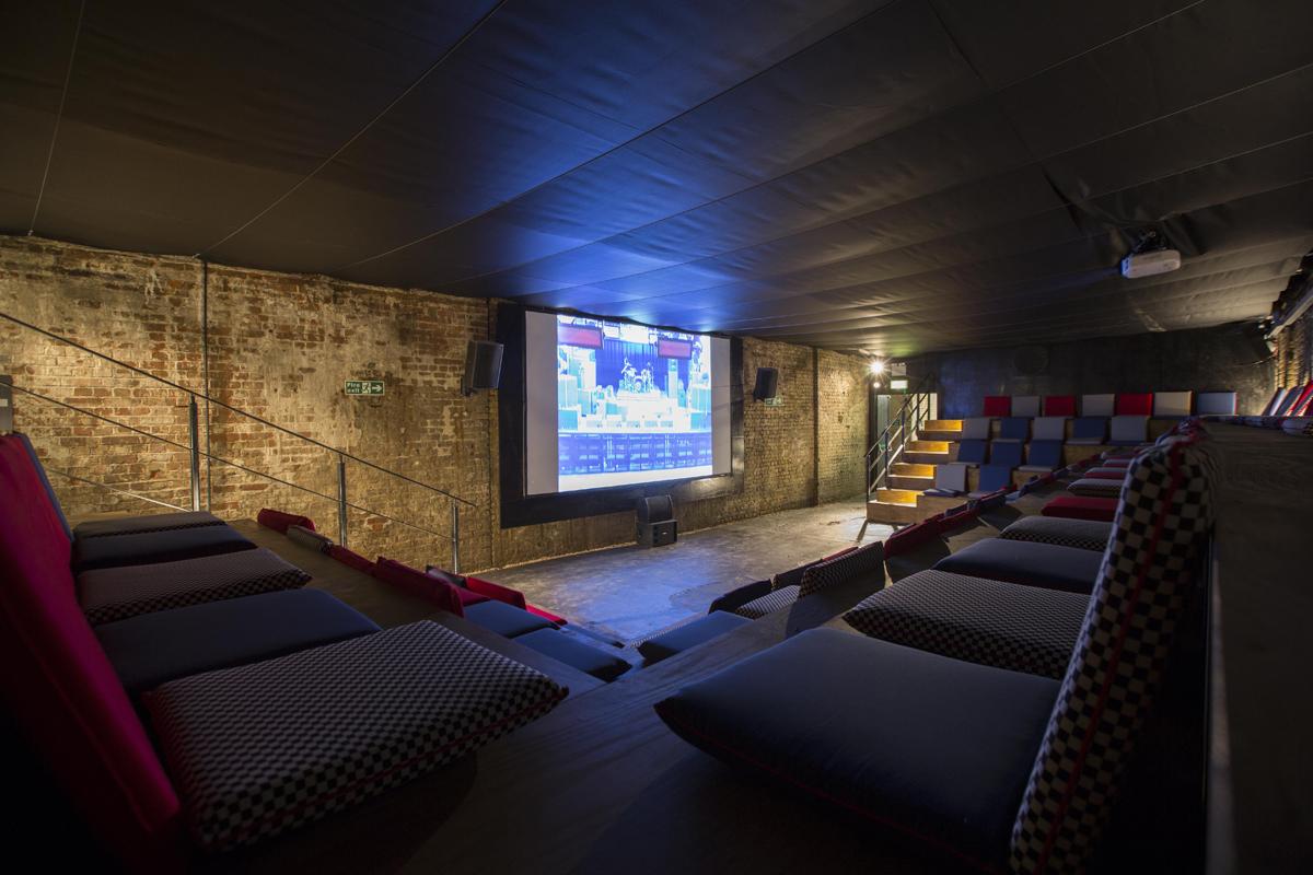 HOV LDN cinema