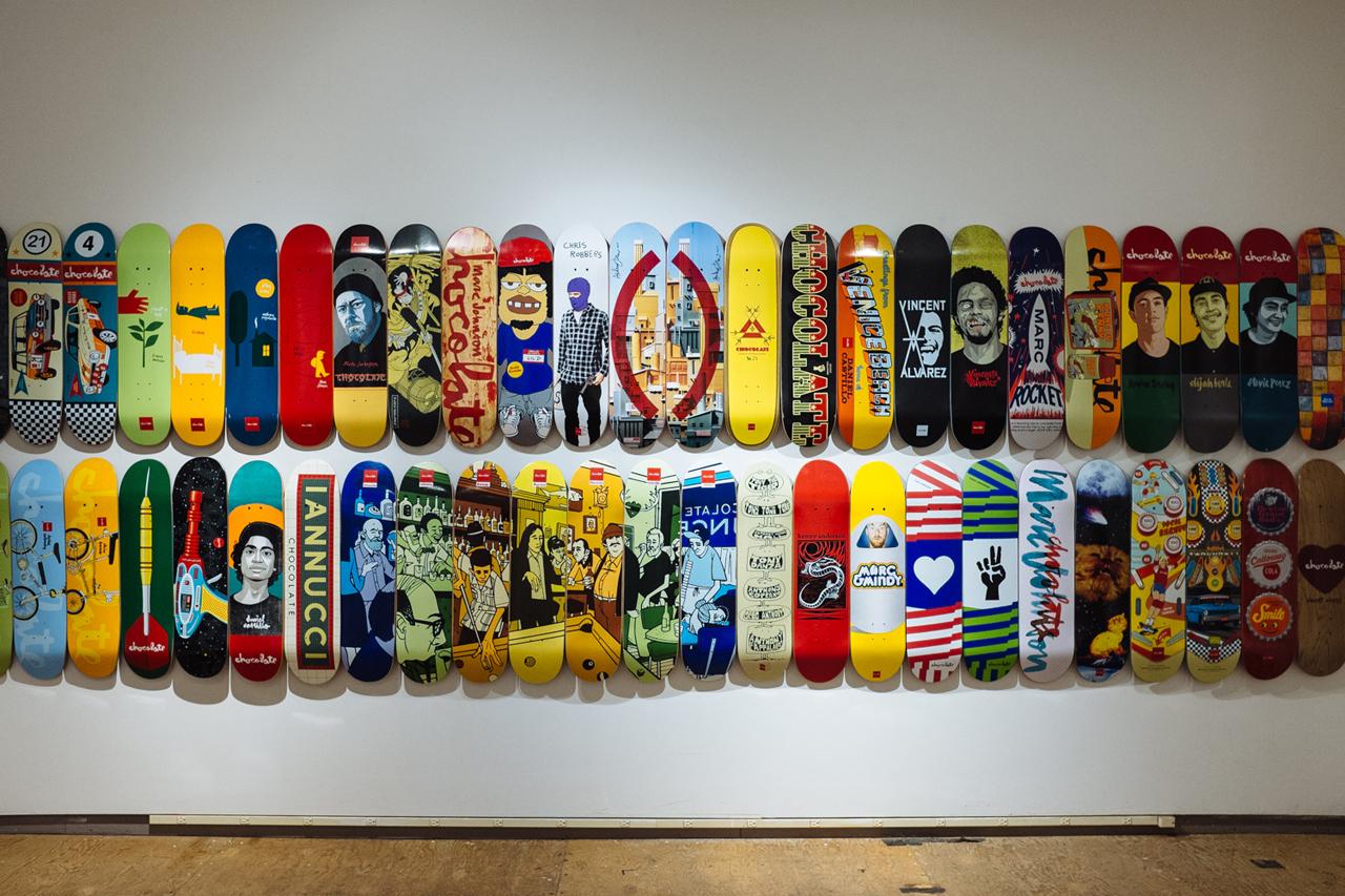 chocolate-skateboards-20-year-anniversary-art-exhibit-2