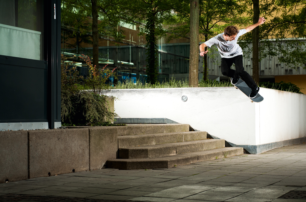 Maxi Schaible - Bs Smithgrind