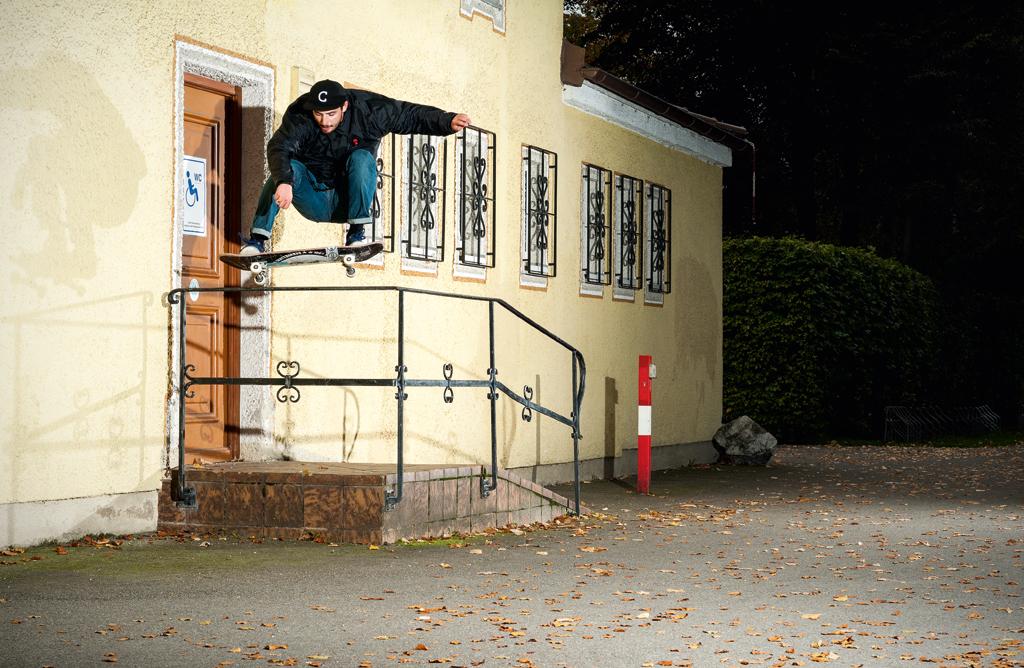 Stepahn Pöhlmann - Fs 180 Ollie
