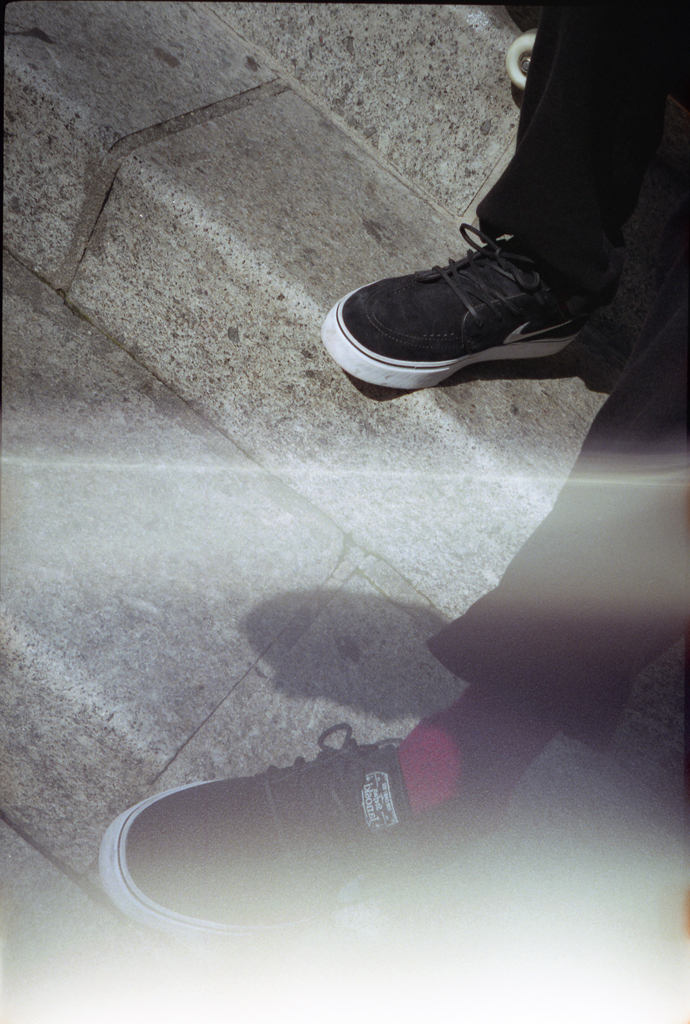 The original Janoski as featured in our previous interview with Stefan.