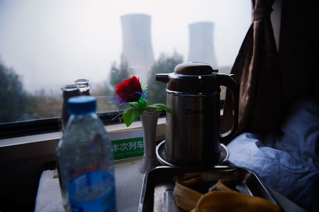 Teapot_Towers_Xi'an_TRAIN_CHINA_2014_OMEALLY