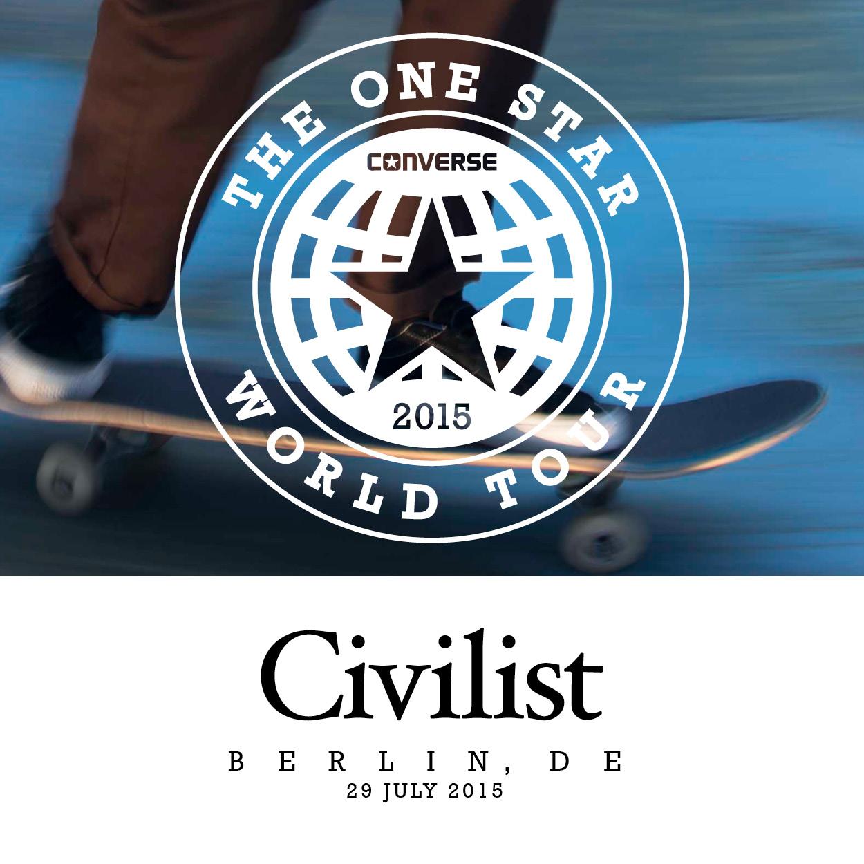 CIVILIST OS TOUR INSTA