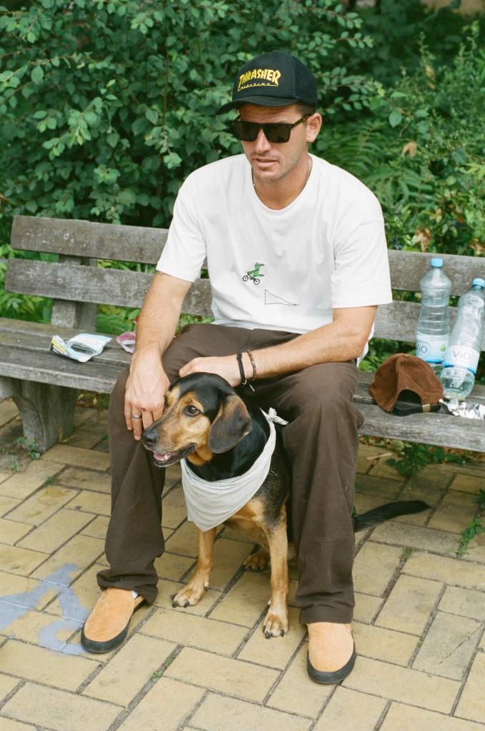 Mark Berlin Dog
