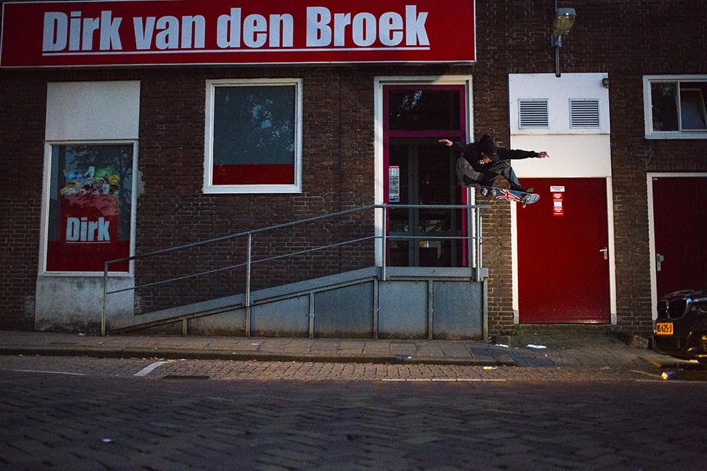 Wouter de Jong, ollie.