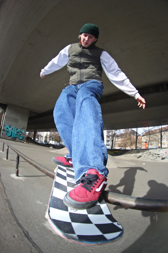 Front Feeble, Peter Buikema
